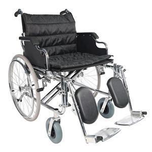Bariatric Steel Manual Wheelchair