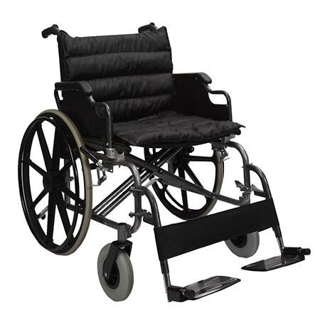 Basic Bariatric Steel Manual Wheelchair Manufacturers, Basic Bariatric Steel Manual Wheelchair Factory, Supply Basic Bariatric Steel Manual Wheelchair