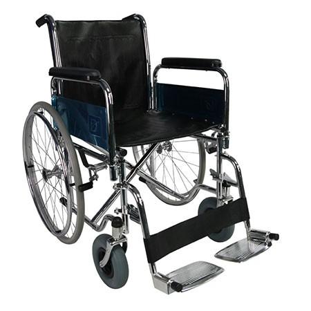 Hospital Portable Steel Self Propel Wheelchair Manufacturers, Hospital Portable Steel Self Propel Wheelchair Factory, Supply Hospital Portable Steel Self Propel Wheelchair