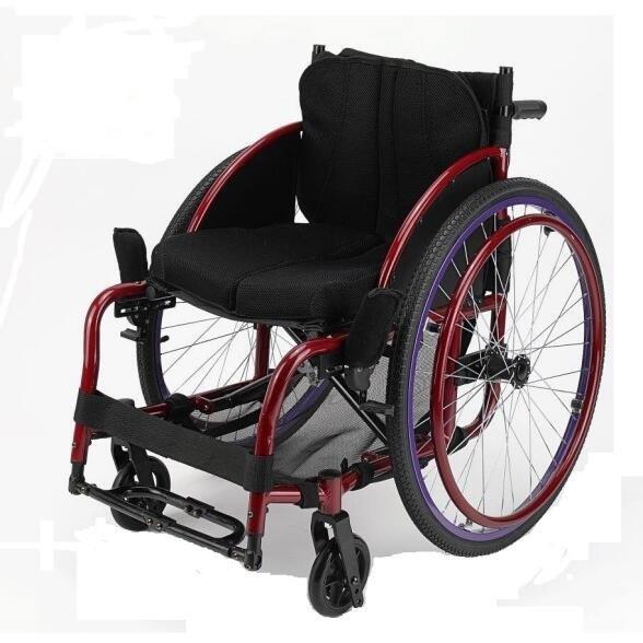 Super Light Aluminum Sport Wheelchair