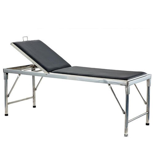 Steel Medical Examination Couch