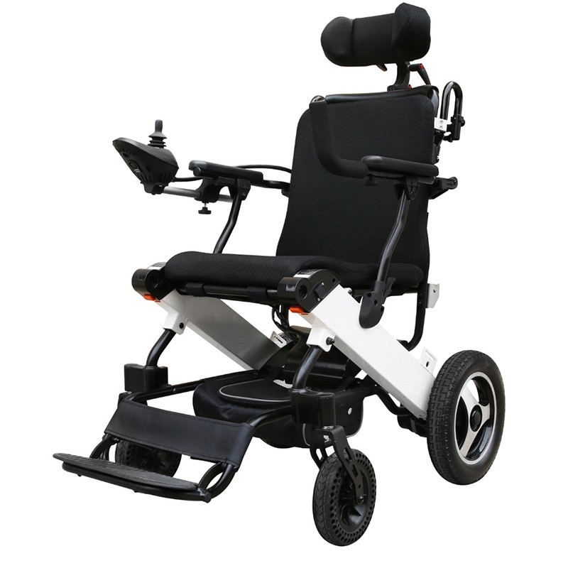 Smart Light Weight Compact Electric Wheelchair