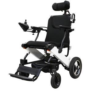 Smart Light Weight Compact Electric Wheelchair