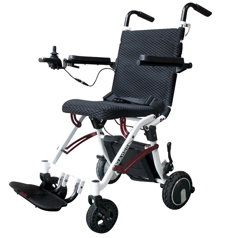 Ultra Light Weight Travel Electric Wheelchair