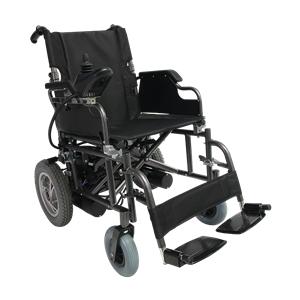 Steel All Terrain Wheelchair Electric