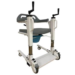Transfer Commode Wheelchair