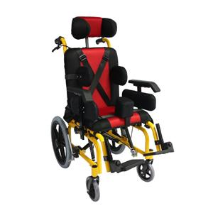 Medical Reclining Wheelchari For User With Cerbral Palsy