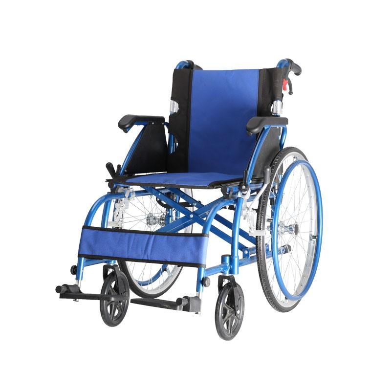 Light Weight All Terrain Manual Wheelchair