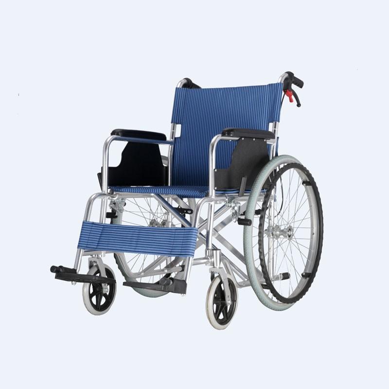 Economic Light Weight Manual Wheelchair For Elderly