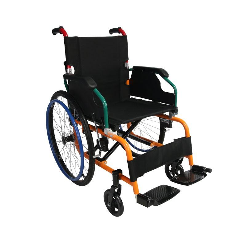Economic Light Weight Manual Wheelchair For Senior