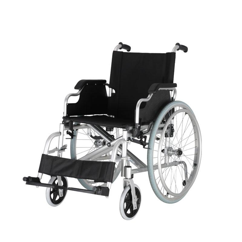 Aluminium Basic All Terrain Manual Wheelchair