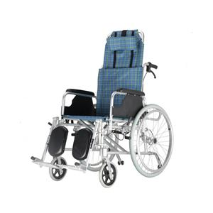Reclining High Back Aluminium Manual Wheelchair