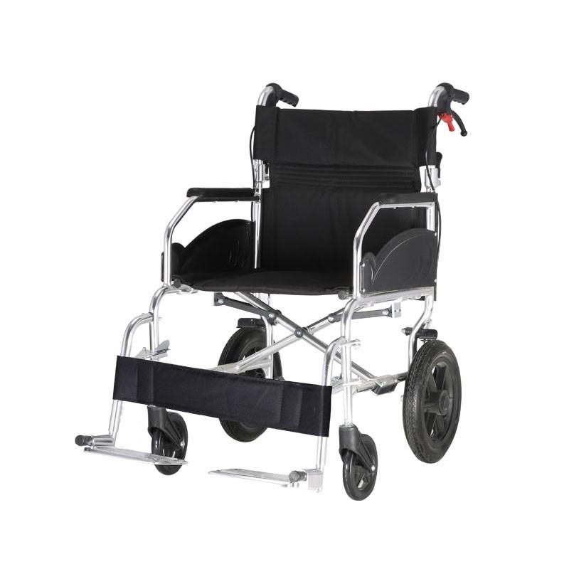 Medical Light Weight Fold Up Transit Wheelchair