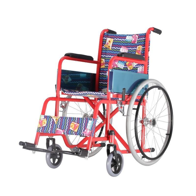 Medical Children Fold Up Wheelchair