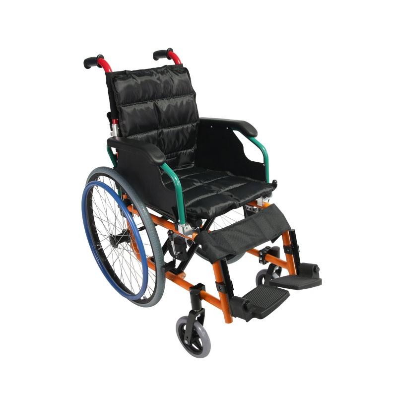 Medical Folding Portable Pediatric Wheelchair