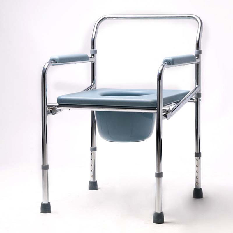 Medical Portable Bedside Toilet Seat