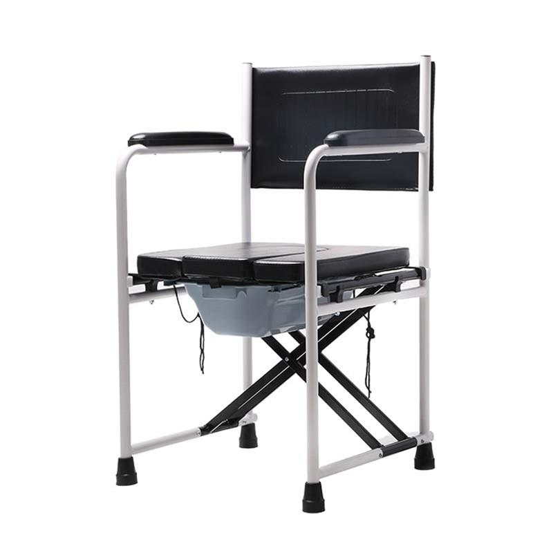 Medical Bathroom Commode Chair For Elderly