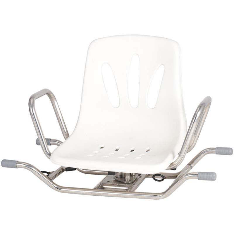 Medical Stainless Steel Shower Chair With Arm