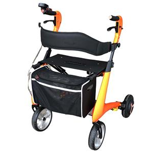 Electric 4 Wheel Rollator With Seat