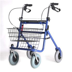 4 Wheel Fold Up Rollator Walker