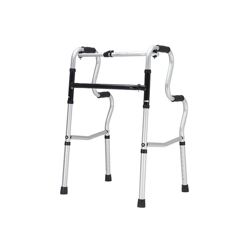 Medical Aluminium Height Adjustable Fold Up Walker