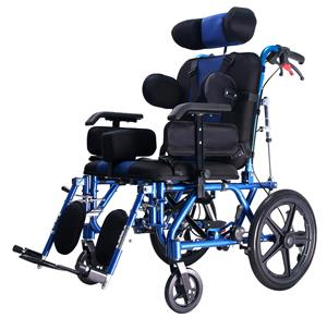 Assitance Positioning Wheelchair For Cerebral Palsy