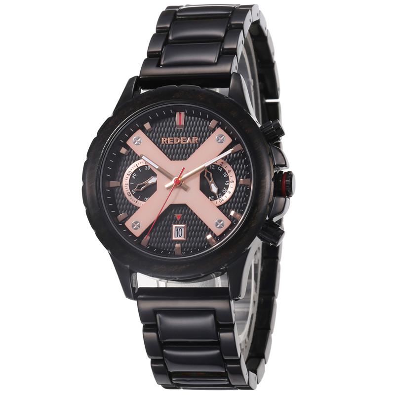 fancy alloy watch