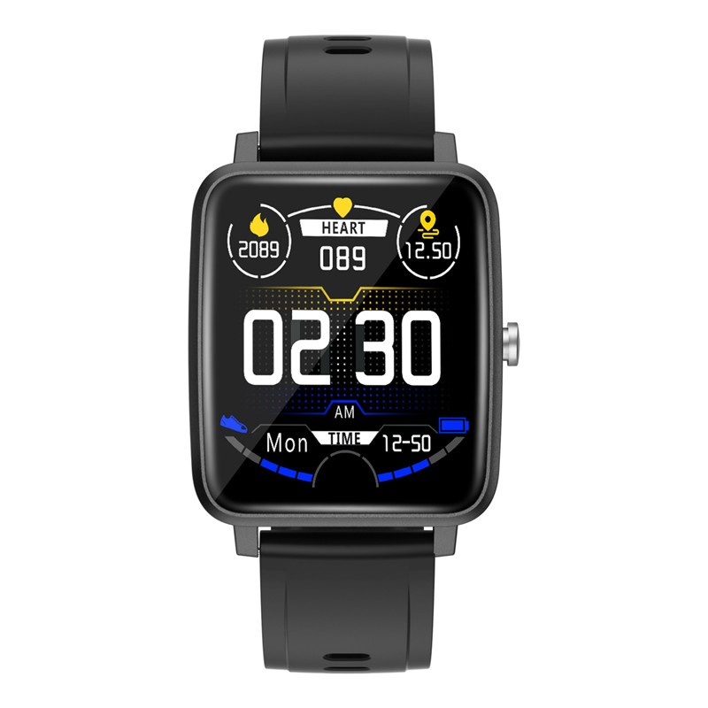 Digital Round Smart Watch For Girl
