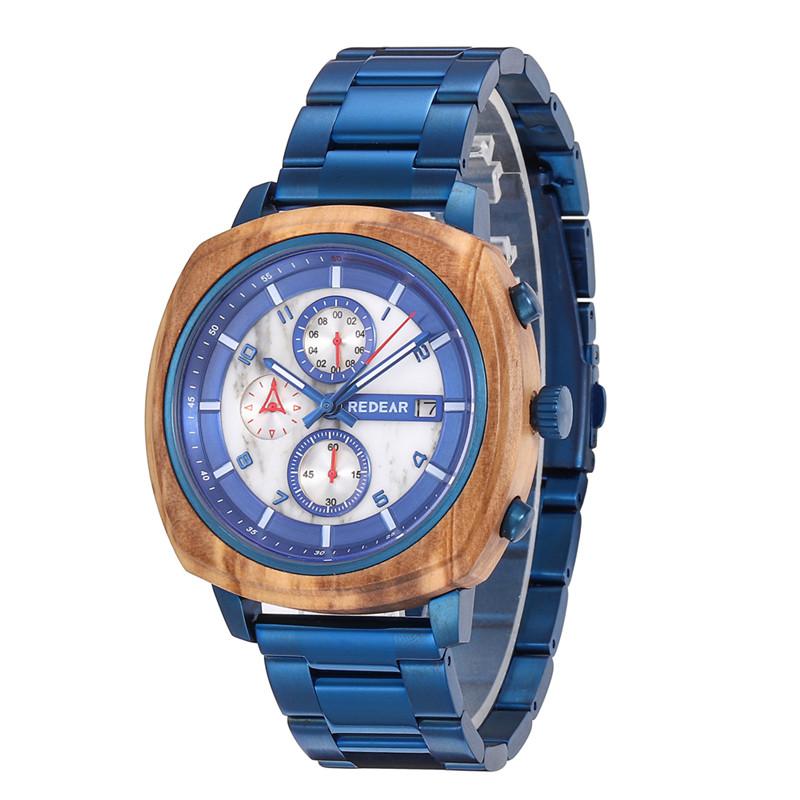 Walnut Wood Watch