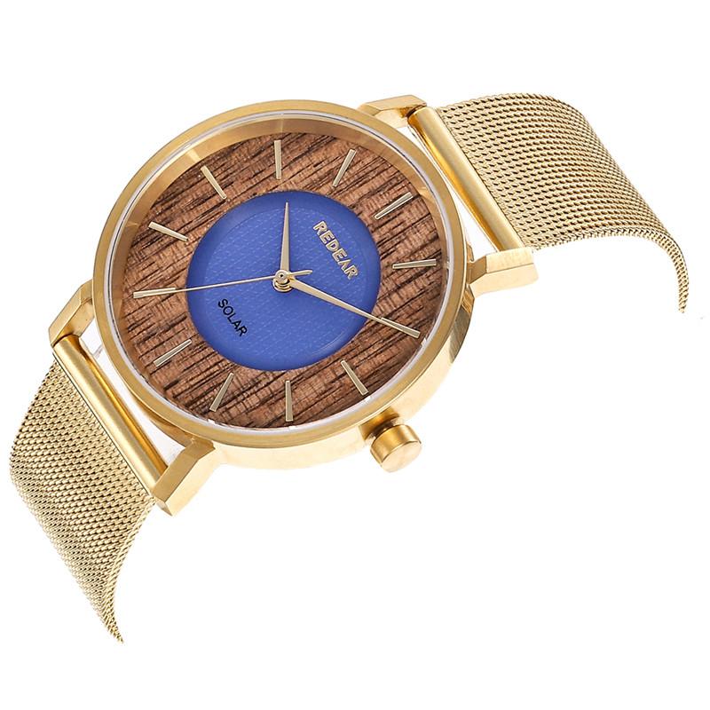Moonphase Wrist Watch Wooden