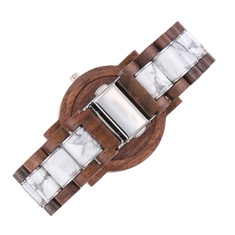 female quartz marble watches