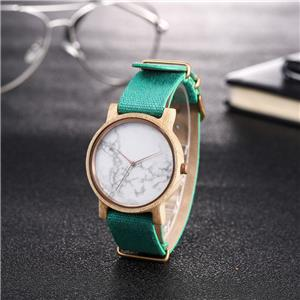 Business Simplicity Marble Wristwatch