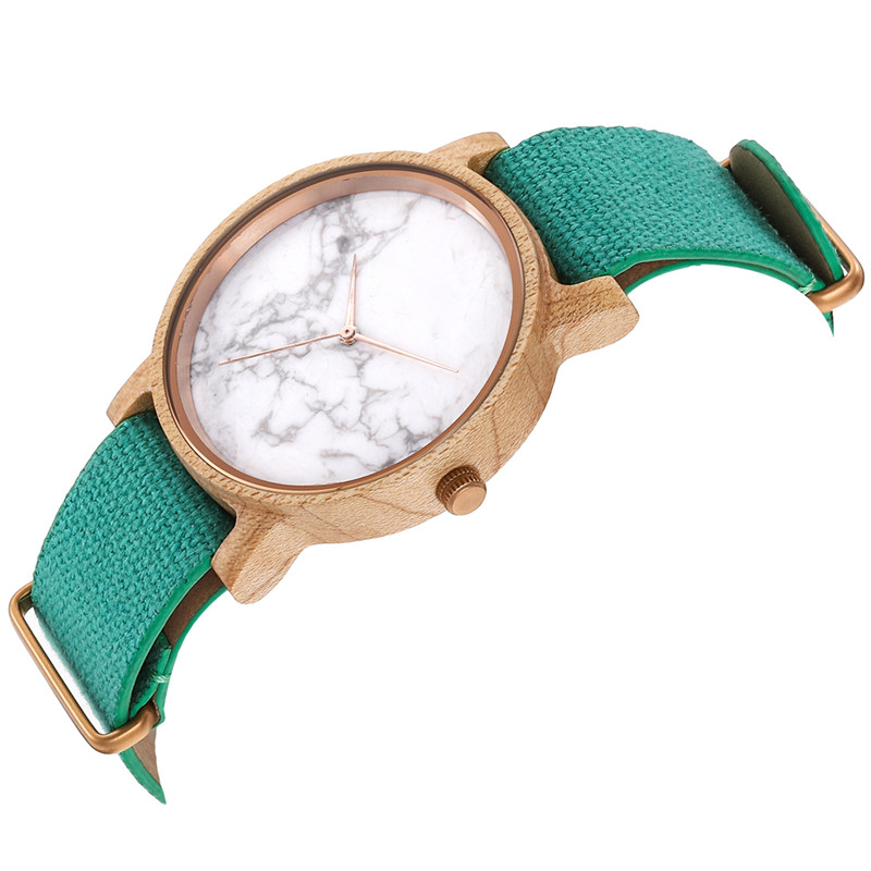 Simplicity marble watch