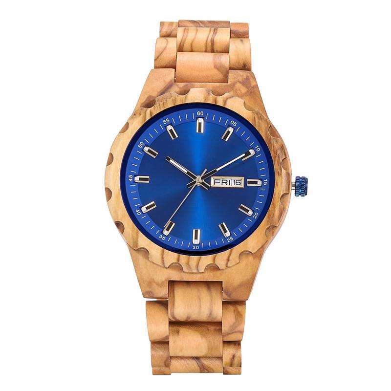 Automatic Bamboo Wooden Wrist Watch Manufacturers, Automatic Bamboo Wooden Wrist Watch Factory