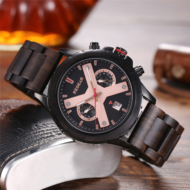 Simple Diy Wooden Mechanical Watches