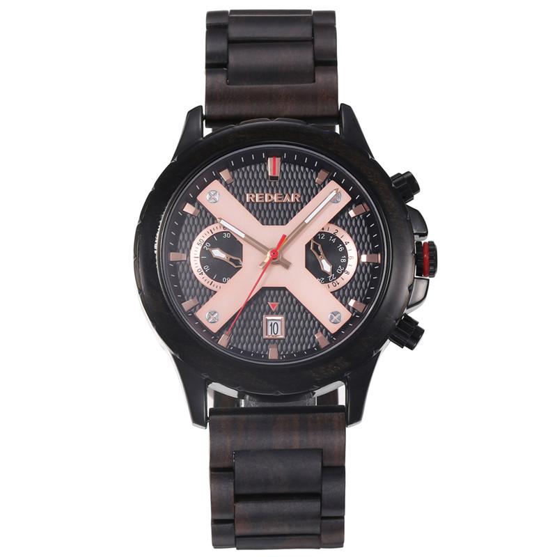 wooden mechanical watches