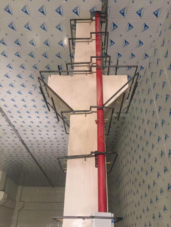 Cooling room workshop in germany