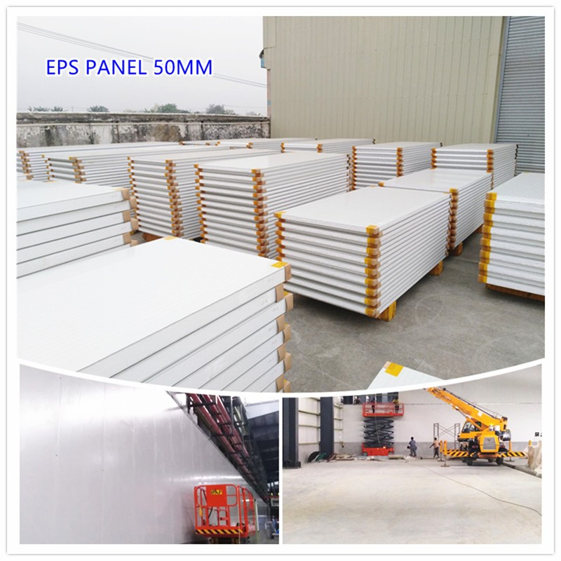 Liht Weight Building Material Exterior Wal Panels Eps Wall Expanded Polystyrene Sandwich Panels