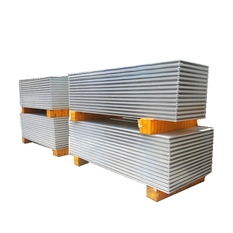청정실 경량 패널 모듈 식 벽 청정실 벽