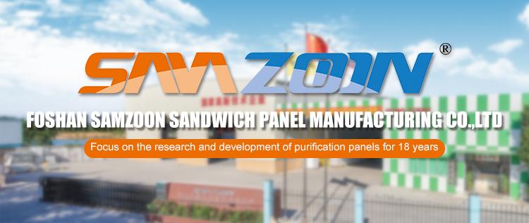 rockwool sandwich roof panel