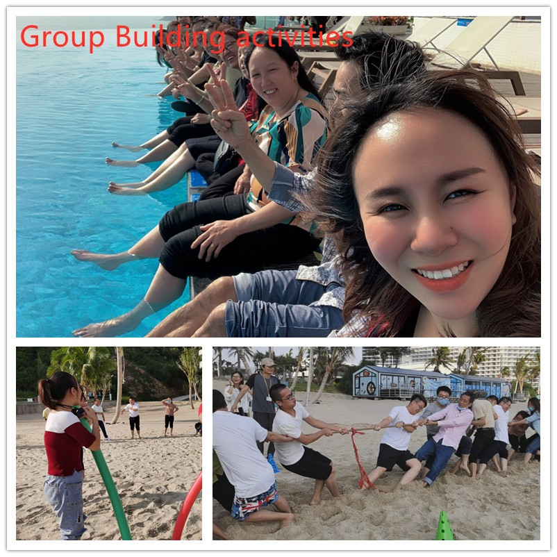 Company Group Building Activities