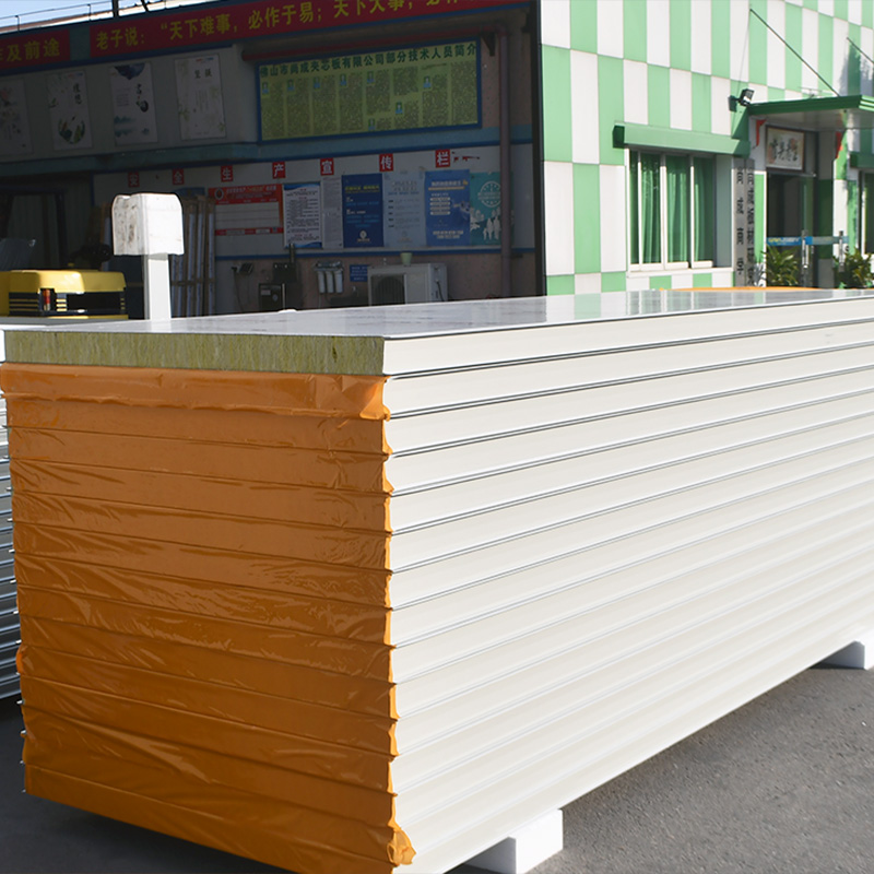 Outdoor Building Material Rockwool Sandwich Roof Panel For Wall And Roof Rockwool Sound Panels Manufacturers, Outdoor Building Material Rockwool Sandwich Roof Panel For Wall And Roof Rockwool Sound Panels Factory, Supply Outdoor Building Material Rockwool Sandwich Roof Panel For Wall And Roof Rockwool Sound Panels