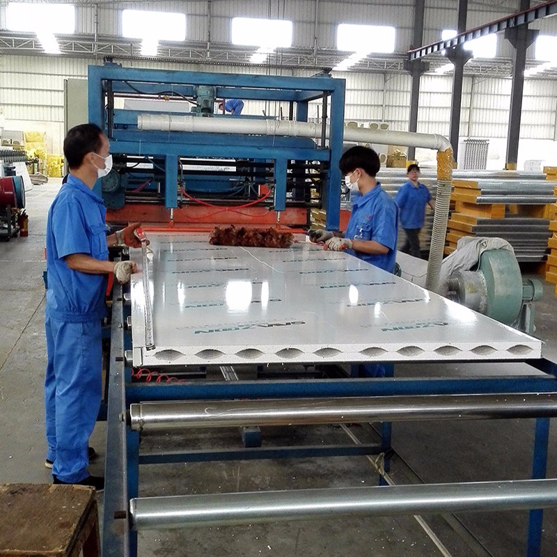 Light Weight Modular Wall Panels For Clean Room