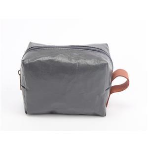 Hot Selling Kraft Gray Purse Small Bag Paper Handbag