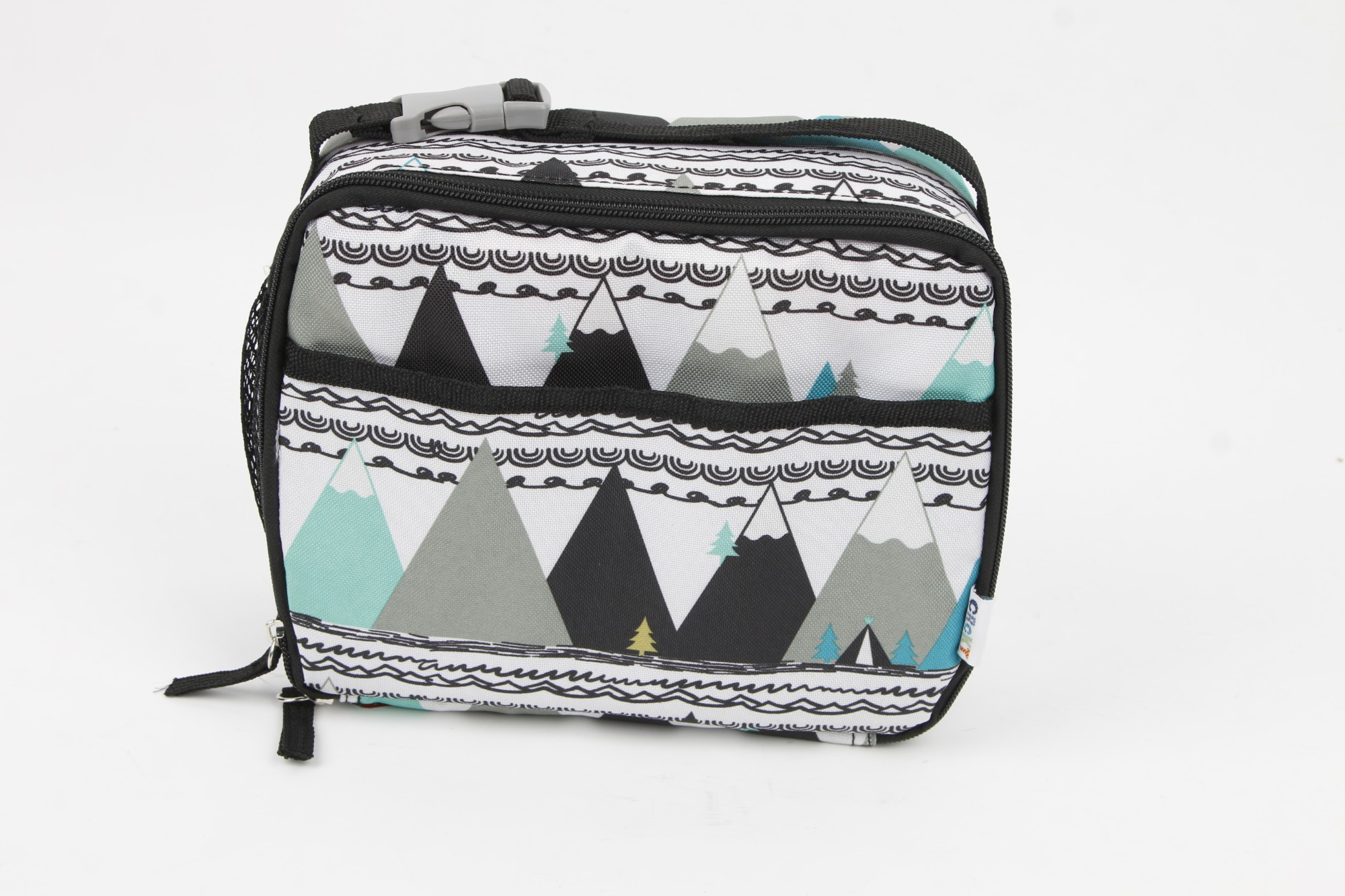 Dual Compartment Insulated Lunch Bag Thermal Bento Bag Cooler Bag Manufacturers, Dual Compartment Insulated Lunch Bag Thermal Bento Bag Cooler Bag Factory, Supply Dual Compartment Insulated Lunch Bag Thermal Bento Bag Cooler Bag