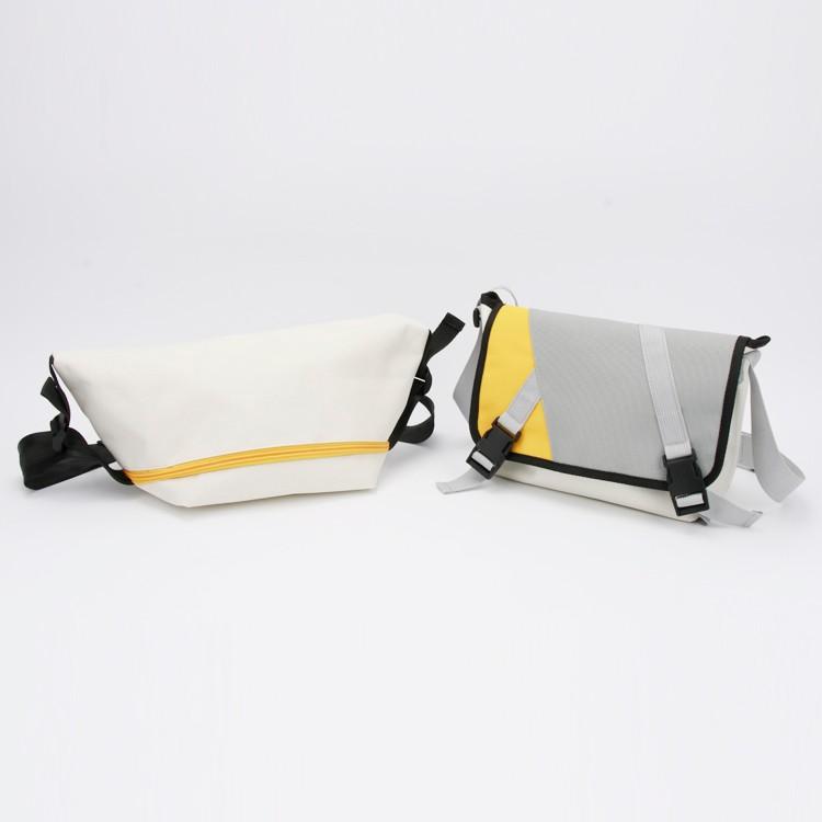 Good Quality Contrast-color Canvas Bag Multifunctional Unisex Waist Bag Manufacturers, Good Quality Contrast-color Canvas Bag Multifunctional Unisex Waist Bag Factory, Supply Good Quality Contrast-color Canvas Bag Multifunctional Unisex Waist Bag