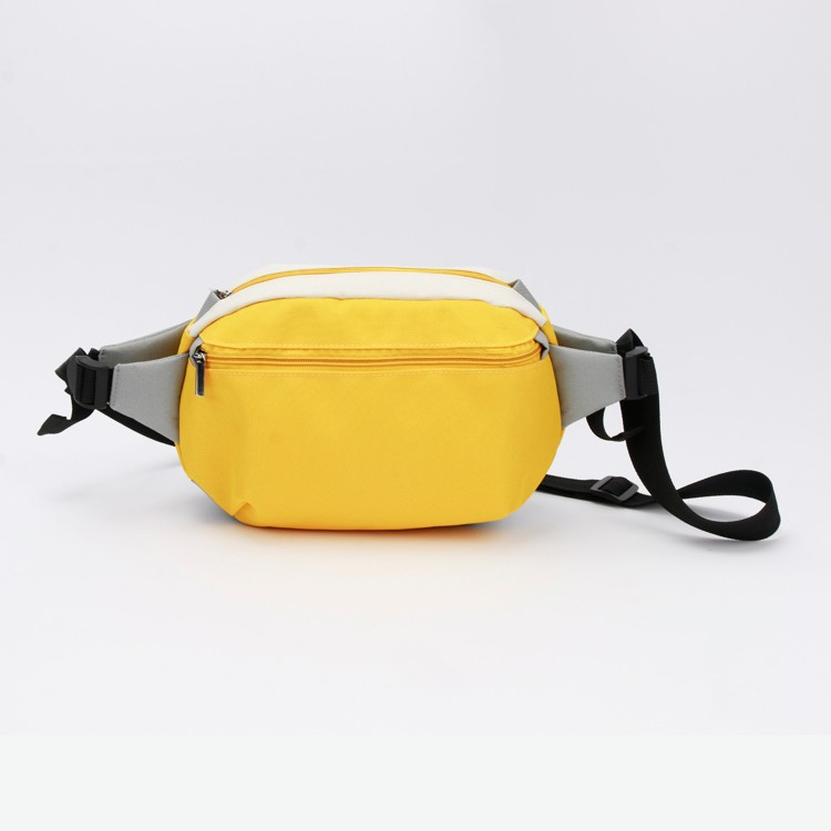 Fanny Pack Water Repellent Multifunctional Unisex Waist Zipper Bag
