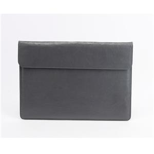 Knead Texture Kraft Gray Case Laptop Bag Computer Sleeve