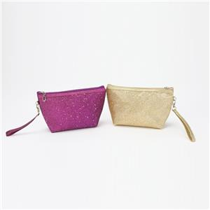 Shining Gilliter Cosmetic Bag for Party Bling Handbag With Star