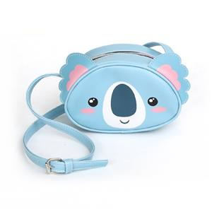 Lovely Koala Animal Bag Blue Lady Bag Shoulder Bag for Girls